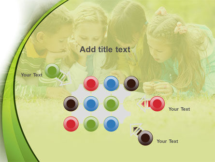 Childrens Reading Book PowerPoint Template Slide 10