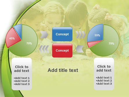 Childrens Reading Book PowerPoint Template Slide 16