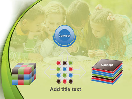 Childrens Reading Book PowerPoint Template Slide 19