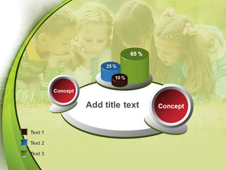 Childrens Reading Book PowerPoint Template Slide 6