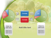 Childrens Reading Book PowerPoint Template#16