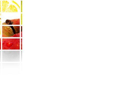 Fruits PowerPoint Template, Slide 3, 08878, Food & Beverage — PoweredTemplate.com