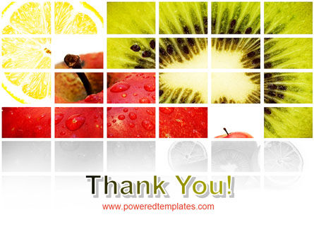 Fruits PowerPoint Template Slide 20