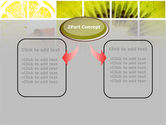 Fruits PowerPoint Template#4