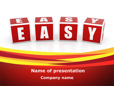 Easy PowerPoint Template