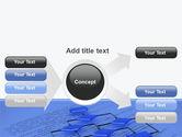 Bossy Flowchart PowerPoint Template#14
