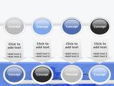 Bossy Flowchart PowerPoint Template#18
