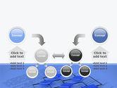 Bossy Flowchart PowerPoint Template#19