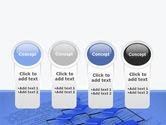 Bossy Flowchart PowerPoint Template#5