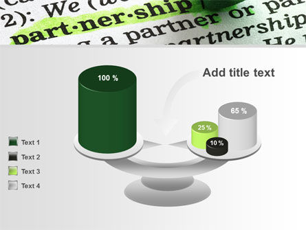 Definition Of Partnership PowerPoint Template Slide 10