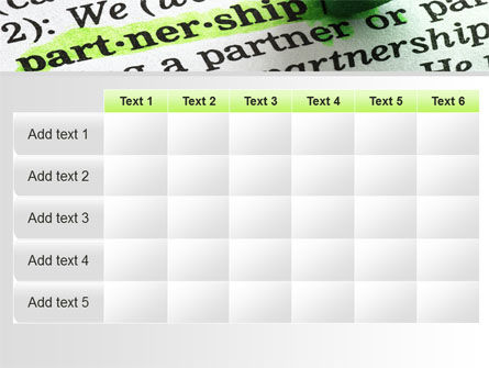 Definition Of Partnership PowerPoint Template Slide 15