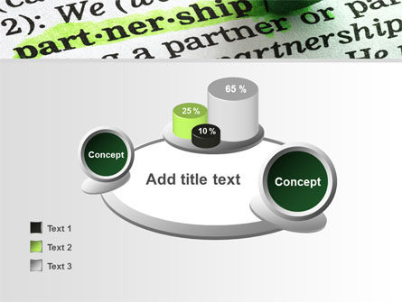 Definition Of Partnership PowerPoint Template Slide 16