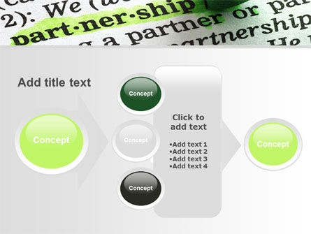 Definition Of Partnership PowerPoint Template Slide 17
