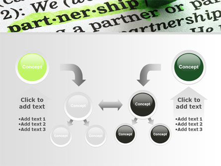 Definition Of Partnership PowerPoint Template Slide 19