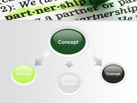 Definition Of Partnership PowerPoint Template, Slide 4, 08881, Business — PoweredTemplate.com
