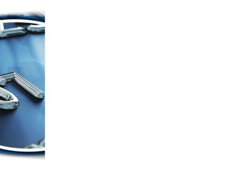 Credit Card Emboss PowerPoint Template, Slide 3, 08884, Financial/Accounting — PoweredTemplate.com