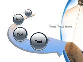 Sandglass PowerPoint Template#6