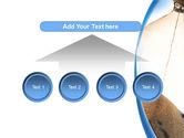 Sandglass PowerPoint Template#8