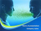 Medical: 流行性保护措施PowerPoint模板 #08888