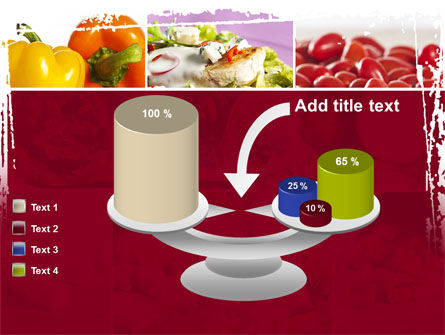 Chicken Salad PowerPoint Template Slide 10