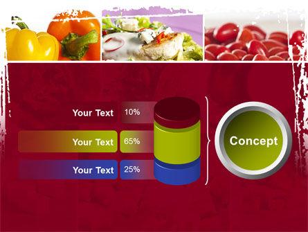 Chicken Salad PowerPoint Template Slide 11