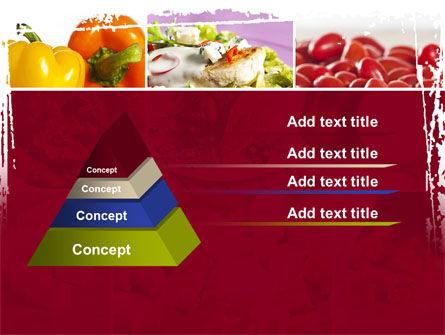 Chicken Salad PowerPoint Template Slide 12