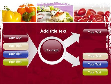 Chicken Salad PowerPoint Template Slide 14