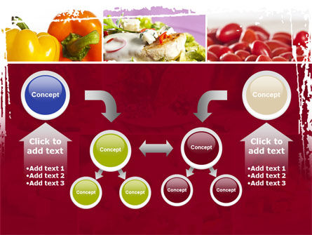 Chicken Salad PowerPoint Template Slide 19