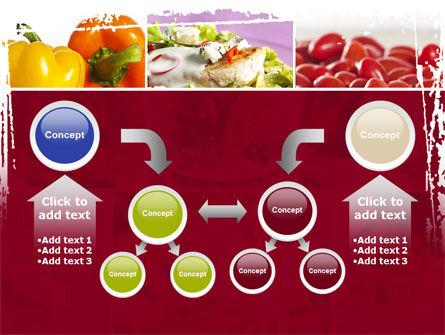 Chicken Salad PowerPoint Template Slide 19