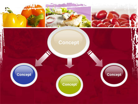 Chicken Salad PowerPoint Template Slide 4