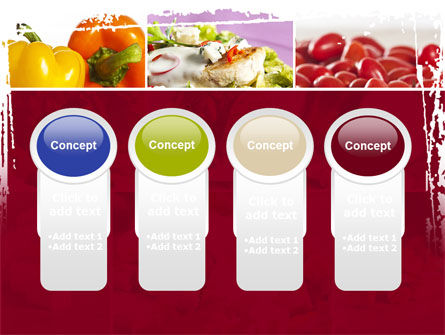 Chicken Salad PowerPoint Template Slide 5