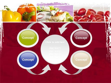Chicken Salad PowerPoint Template Slide 6