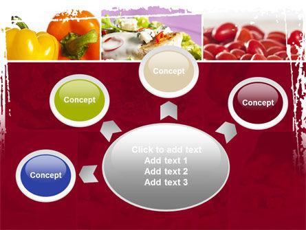 Chicken Salad PowerPoint Template Slide 7