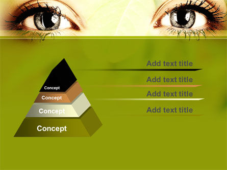 Natural Cosmetic PowerPoint Template, Slide 4, 08890, People — PoweredTemplate.com