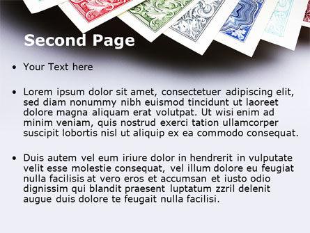 Dollar Certificate PowerPoint Template, Slide 2, 08894, Financial/Accounting — PoweredTemplate.com