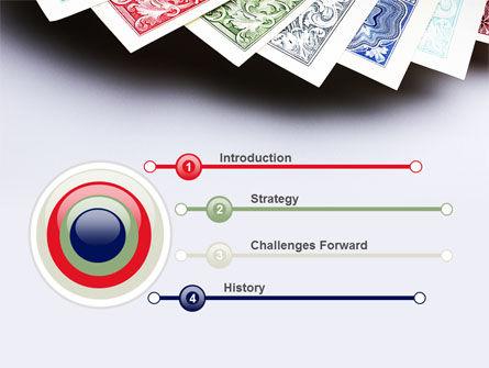 Dollar Certificate PowerPoint Template, Slide 3, 08894, Financial/Accounting — PoweredTemplate.com