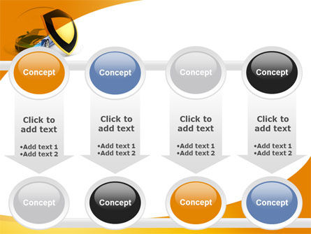Car Insurance PowerPoint Template Slide 18