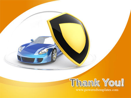 Car Insurance PowerPoint Template Slide 20