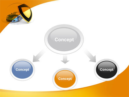 Car Insurance PowerPoint Template Slide 4