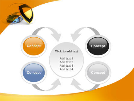 Car Insurance PowerPoint Template Slide 6