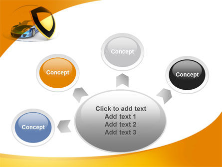 Car Insurance PowerPoint Template Slide 7