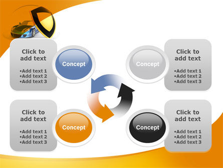 Car Insurance PowerPoint Template Slide 9