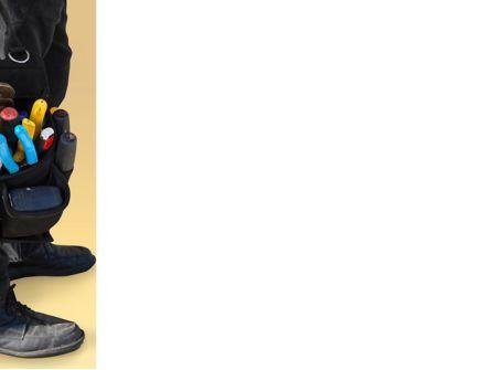 Tools Bag PowerPoint Template, Slide 3, 08898, Utilities/Industrial — PoweredTemplate.com