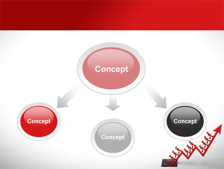 Corporate Rise PowerPoint Template Slide 4