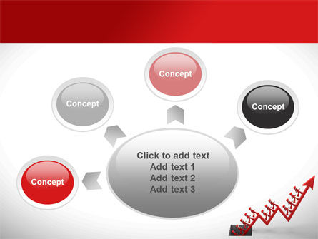 Corporate Rise PowerPoint Template Slide 7