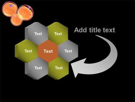 Cell Fission PowerPoint Template Slide 11