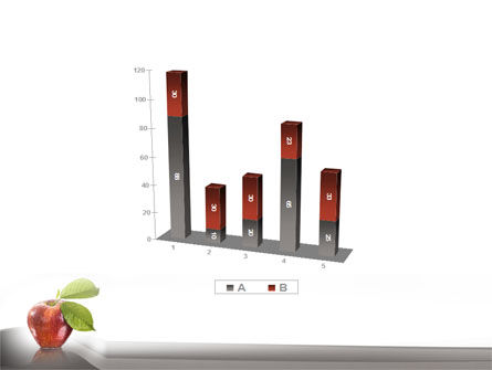 Sweet Red Apple PowerPoint Template Slide 17