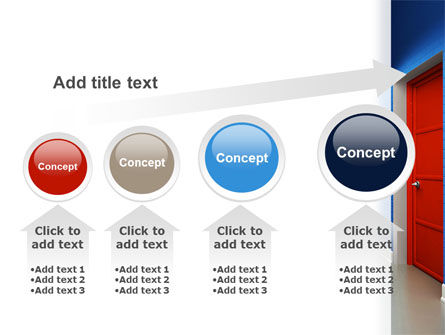 Search For A Way PowerPoint Template Slide 13