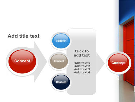 Search For A Way PowerPoint Template Slide 17