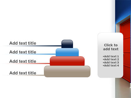 Search For A Way PowerPoint Template Slide 8